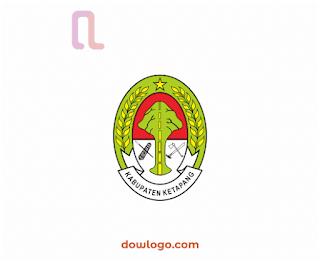 Logo Kabupaten Ketapang Vector Format CDR, PNG