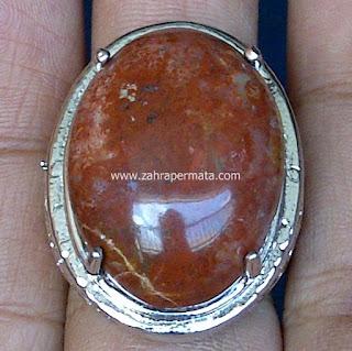 Cincin Batu Jasper Chalcedony - ZP 495