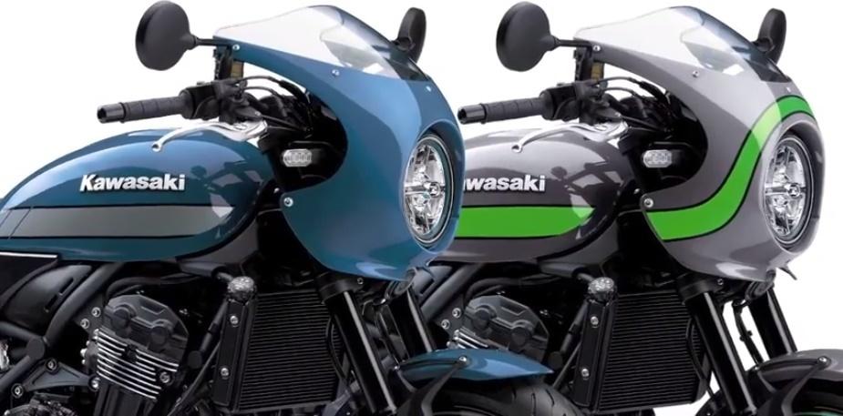 Lebih Klasik, Dua Warna Baru Kawasaki Z900RS CAFE Ini Bikin Ngiler