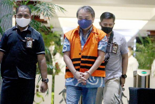 Terbukti Menyuap Politikus PDIP, Hong Artha Divonis 2 Tahun Penjara