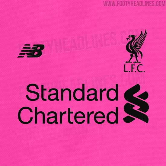 official photos ee4fa 22a95 Update - Liverpool 18-19 Home, Away and Third Kits Leaked ...