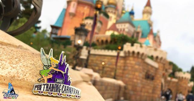 香港迪士尼樂園第4屆徽章交換嘉年華活動記錄, Hong Kong Disneyland 2021 Pin Trading Carnival