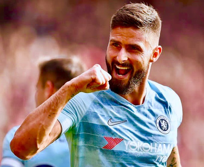 Giroud Could Leave Chelsea - Frank Lampard Admit Player In Negotiation Elsewhere