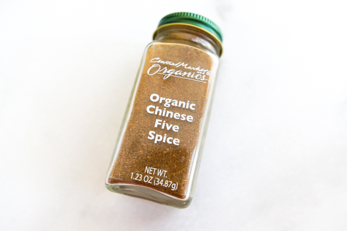 Chinese Five-Spice Powder for baking