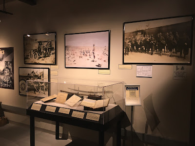 Boal Troop exhibit at PA Military Museum