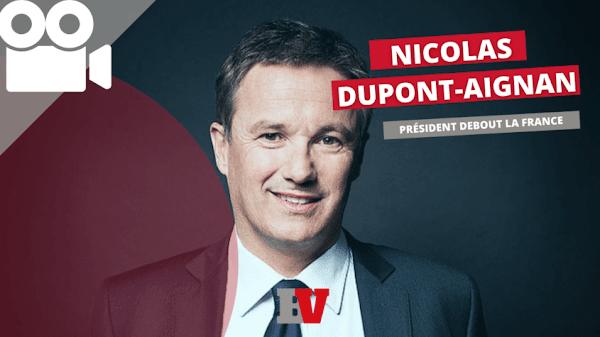 Nicolas Dupont-Aignan, sur la Tribune des généraux : « Le mépris de la ministre prouve son vertige devant une situation que le gouvernement ne maîtrise plus »