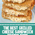 The Best Grilled Cheese Sandwich Recipe Ever #cheesesandwich #sandwich