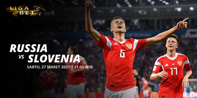 PREDIKSI PARLAY RUSSIA VS SLOVENIA