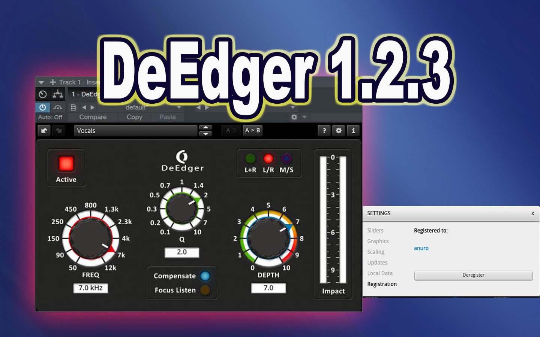 DeEdger 1.2.3