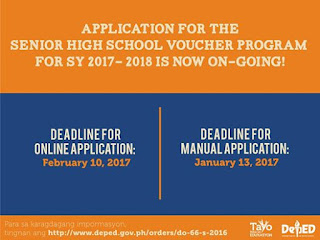 DepEd, Voucher Program, How to, Financial program, scholarship, Online scholarship application,