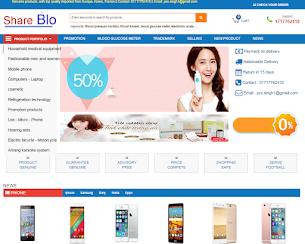 Store  E-commerce blogspot template Share blo Gbanhang-10