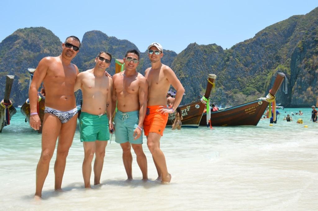 Gay travel in thailand