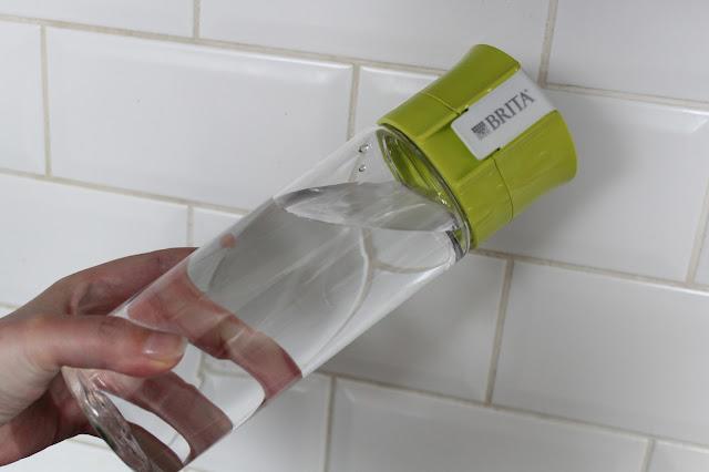 Brita lance sa première bouteille filtrante nomade : Fill&Go Vital