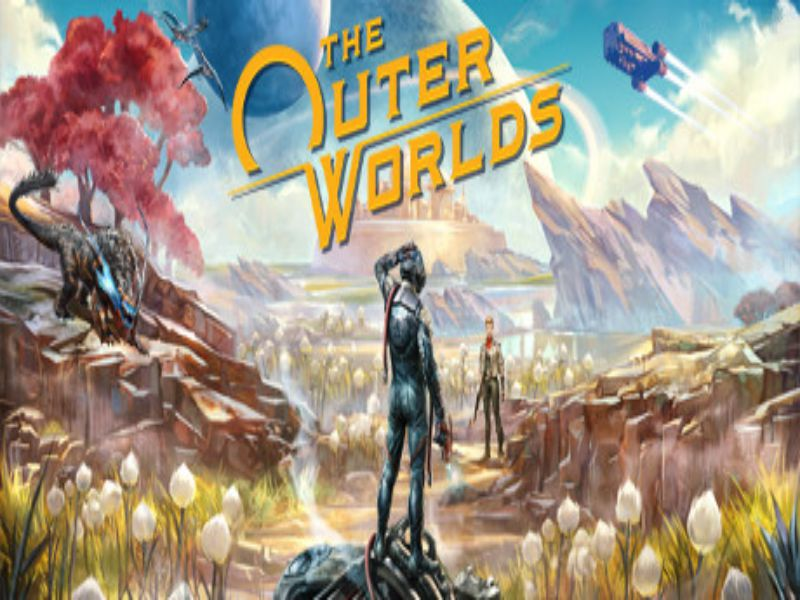 Download The Outer Worlds Game PC Free
