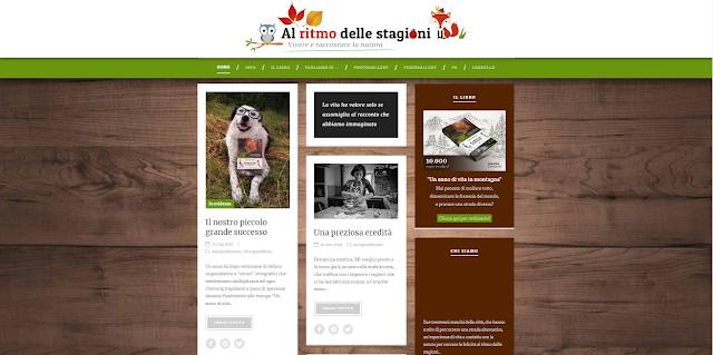 AL RITMO DELLE STAGIONI il Blog di Alessia e Tommaso