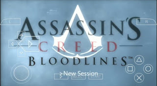 Assassin's Creed CSO PPSSPP FOR ANDROID 100 mb