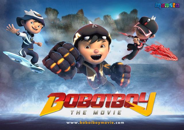 boboyboy movie