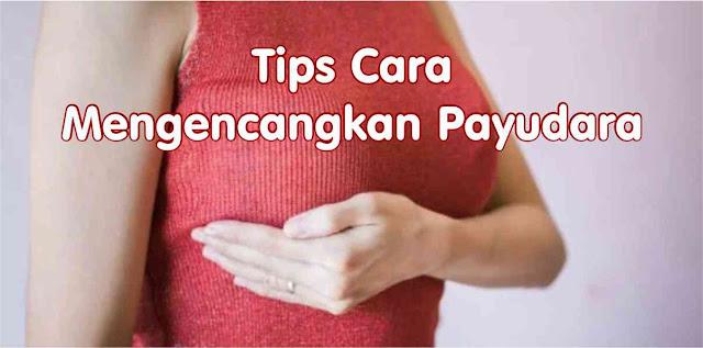 Tips Cara Mengencangkan Payudara - Mempunyai payudara kencang menjadi dambaan setiap wanita. Memilikii payudara kencang akan menambah rasa percaya diri dan yang pasti akan disukai oleh pasangannya.