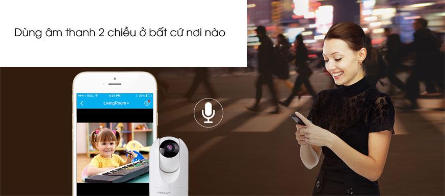 Đánh giá camera wifi Foscam R2 – Chất lượng trên cả tuyệt vời - 165392