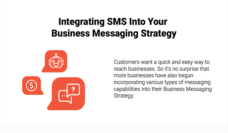 How to integrate RCS into your Business Messaging Strategy