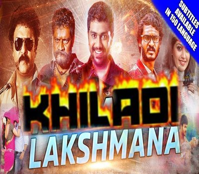 Khiladi Lakshmana (2018) Hindi Dubbed 720p HDRip Full Movie Download