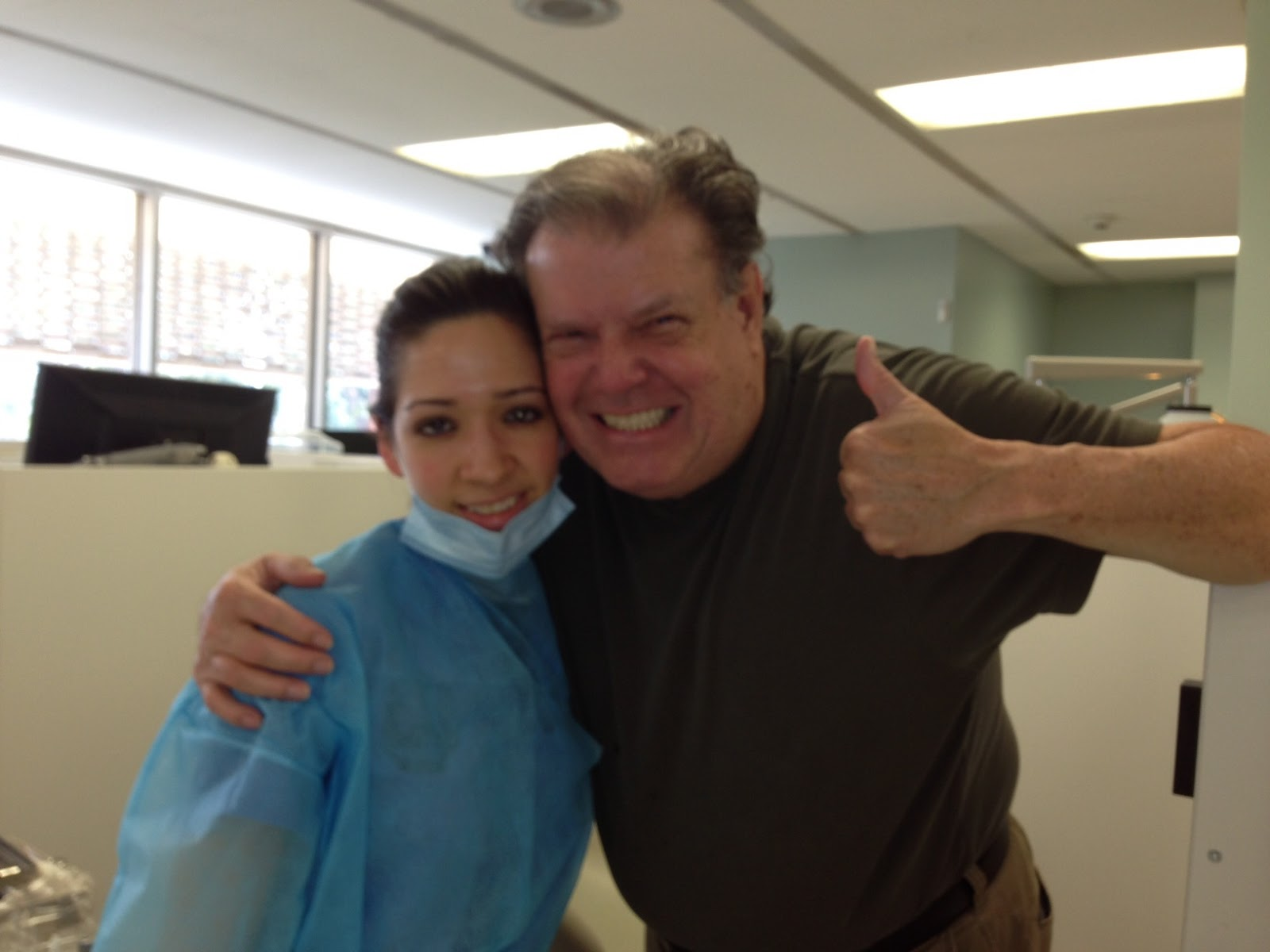 CRIME, GUNS, AND VIDEOTAPE: My Dental Care Experience at the