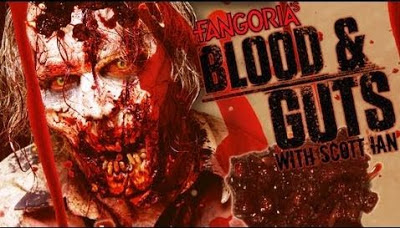 Fangoria Blood & Guts, Greg Nicotero Scott Ian