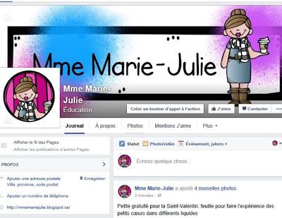 https://www.facebook.com/Mmemariejulie/?ref=ts&fref=ts