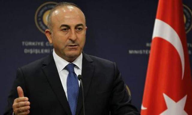 Τσαβούσογλου: Μόνο με τους δικούς μας όρους θα διαπραγματευτούμε στο Κυπριακό
