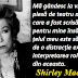 Citatul zilei: 24 aprilie - Shirley MacLaine