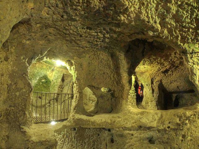 Derinkuyu Underground City of Cappadocia- History Mystery