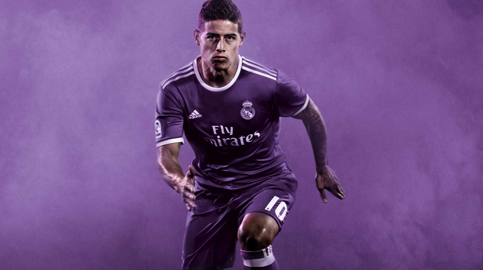 Real Madrid Away Kit Real Madrid 16-17 Away Released - Footy Headlines