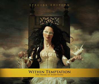 THE TEMPTATION CD 2011 BAIXAR UNFORGIVING WITHIN