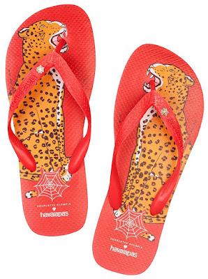 leopardo bruce havaianas charlotte olympia