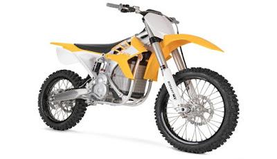 motor Alta Motors Redshift MX