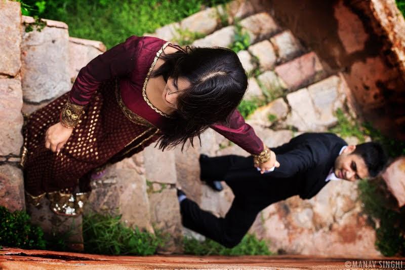 Ankit + Shikha = Pre Wed Photography - Jaipur.