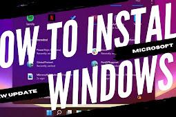 14 Langkah Cara Install Windows 11 Di PC