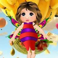 WowEscape-Edible World Fairy Escape