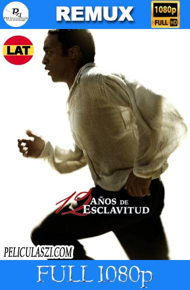 12 Años de Esclavitud (2013) Full HD REMUX 1080p Dual-Latino