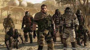 Metal Gear Solid V Free Download For PC