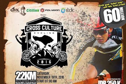 Bali Cross Culture Cycling 2016