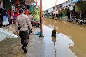 Polres Melawi Imbau Warga Waspada Banjir dan Tanah Longsor di Musim Hujan