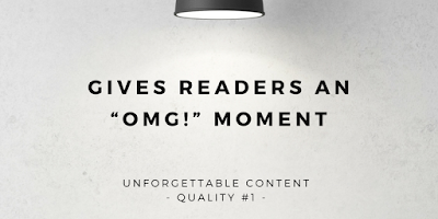 create good content,more readers