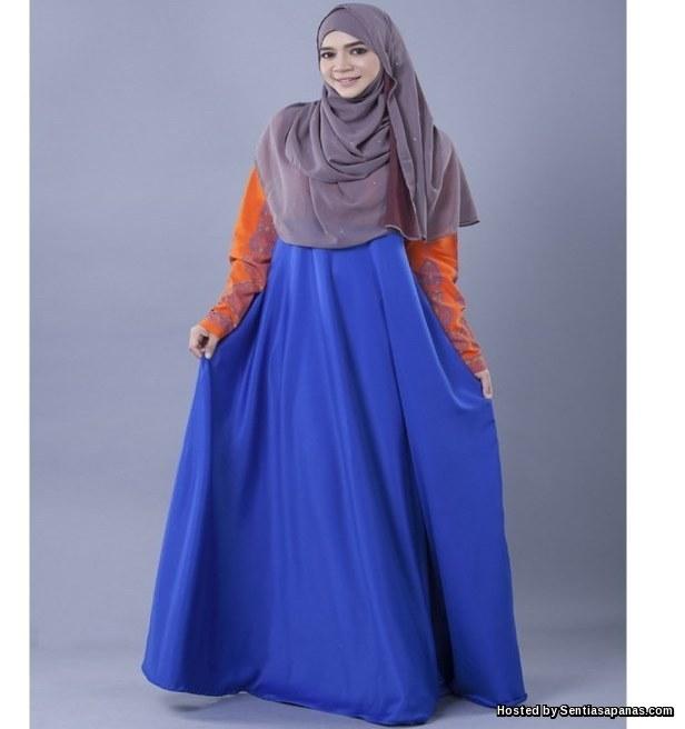 DianaAmir_Jubah Muslimah