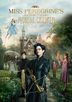 Miss Peregrine's Home for Peculiar Children 2016 Dual Audio Hindi 720p BluRay