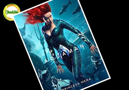 Aquaman 2018 Review Poster
