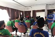 WBP Lapas Rangkas Bitung Ikuti Pendidikan dan Pelatihan Baca Tulis Al-Qur'an Secara Online
