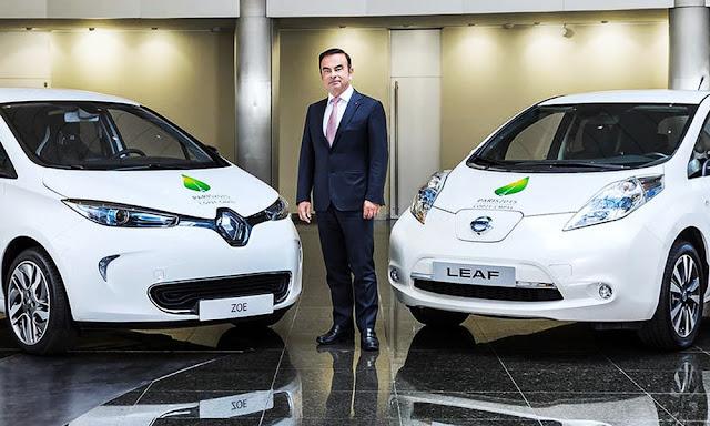 Expresidente de Nissan, Carlos Ghosn