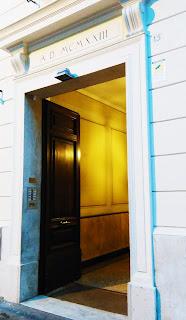 Villa Borghese Guest House entrata