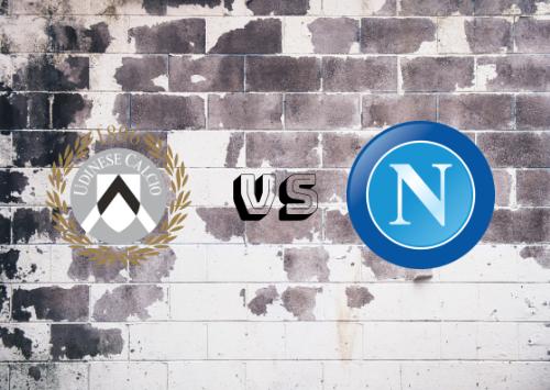 Udinese vs Nápoles  Resumen y Partido Completo